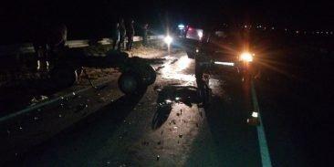 Под Брянском «Chevrolet» врезался в гужевую повозку: ранен 6-летний ребенок