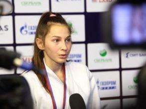 Брянская дзюдоистка Захарова завоевала золото международного турнира