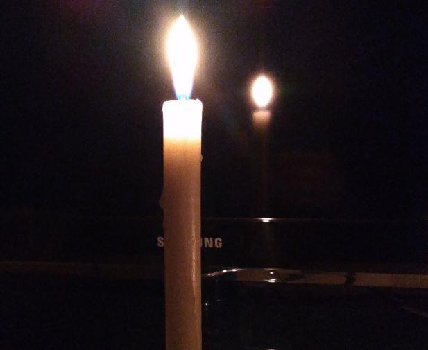 Брянские Белые Берега остались без света и воды