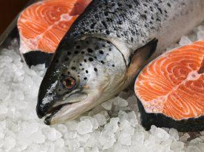 На Брянщине резко дорожает лосось