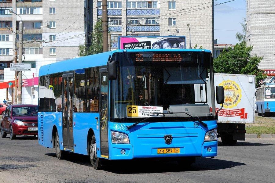 В Брянске на линию выйдут экскурсионные автобусы