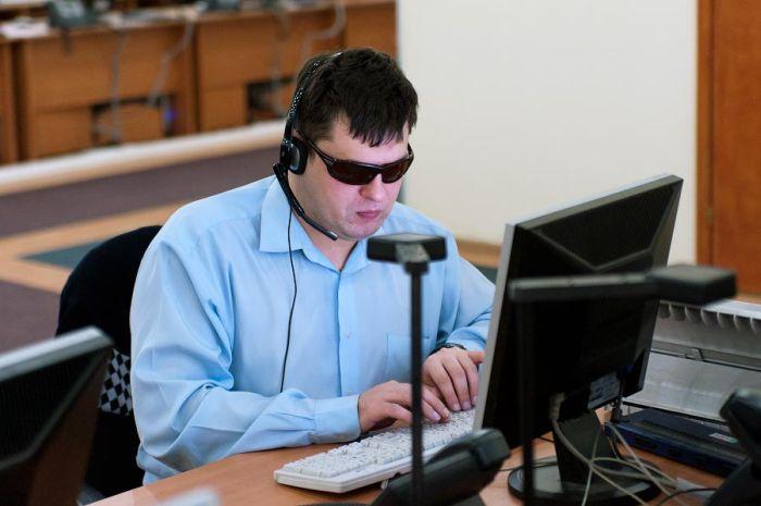 Сайт брянского департамента ТЭК и ЖКХ оказался недоступным для инвалидов