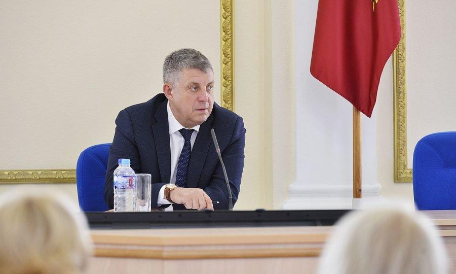 Брянский губернатор объяснил отсутствие пандуса на лестнице к Набережной