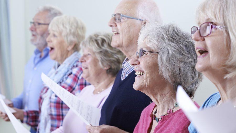 Брянские пенсионеры встретятся в финале «Поединков хоров»