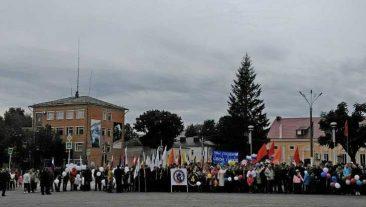 В Новозыбкове перекроют центральные улицы в День города