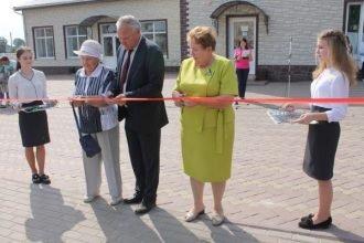 В брянском поселке вложили почти 2 миллиона в строительство сквера
