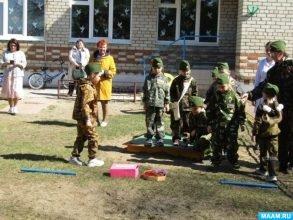 Брянские юные патриоты отправятся в Грозный