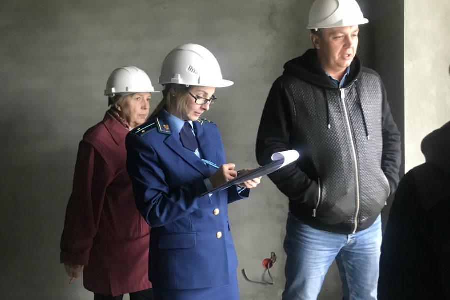Брянский застройщик «Русский дом» забыл про инвалидов