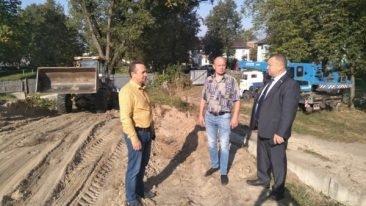 Жителей Жуковки возмутила технология возведения ФОКа