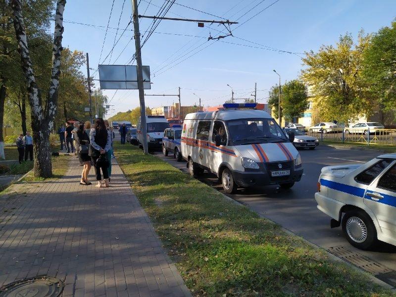 В Брянске не подтвердилась угроза взрыва в Учебно-курсовом комбинате ЖКХ