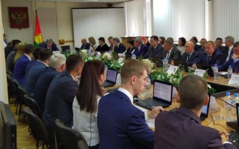 В Брянске объявили состав горсовета