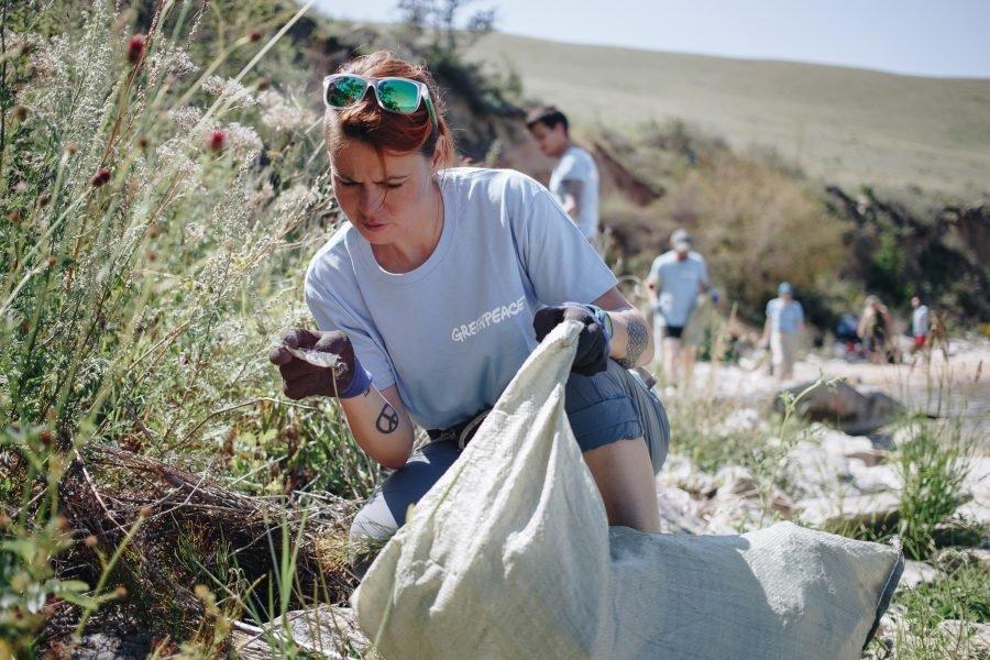 Greenpeace предложил жителям Брянска стать пластиквотчерами