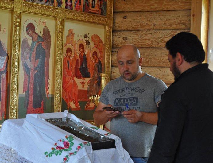 Новый Троицкий храм в Клетнянском районе освятят 29 сентября