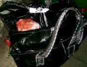 Полтонны мяса сняли с поездов в Брянской области