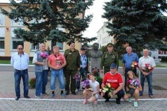 В Брянской области начали праздновать День танкиста