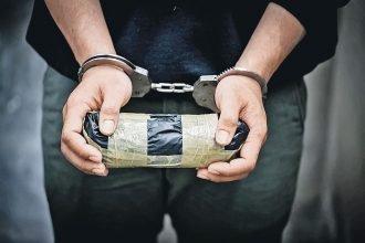 Житель Дятькова ответит в суде за 24 кило марихуаны и 90 патронов