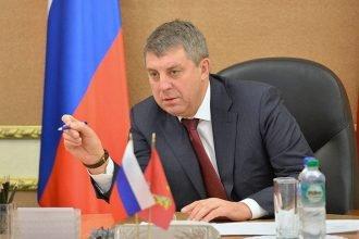 Глава Брянщины заявил о вине властей в появлении коррупционных схем