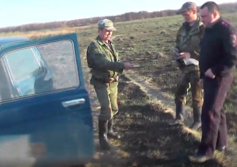 В Брянской области поймали 53 браконьера