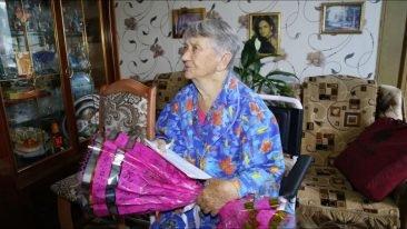 Долгожительница из Клинцов отметила 95-летие