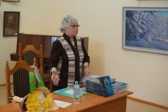 В Брянске представили новую книгу об Алексее Толстом