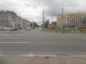 В Брянске водитель автобуса №130 покалечил 71-летнюю пассажирку