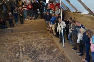 Археологи со всего мира изучают тайны Брянской земли