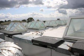 Навлинская гимназия обрела новую крышу