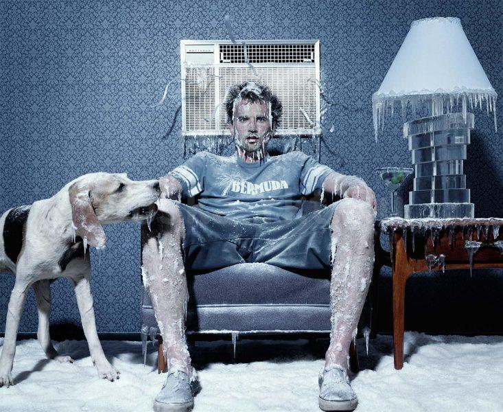 Жители Брянска замерзают в своих квартирах