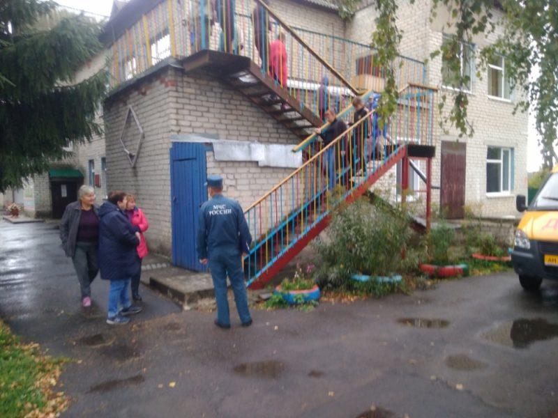 Из Карачевского социального приюта эвакуировали воспитанников