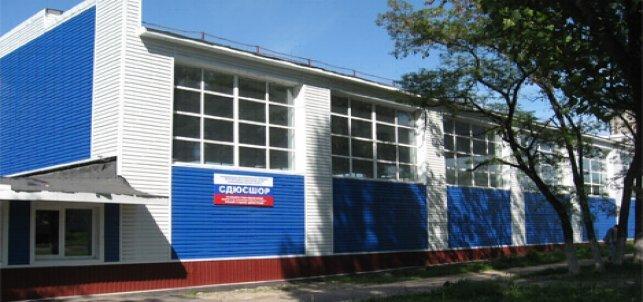 В Брянске затопило легкоатлетический манеж «Локомотив»
