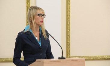 Начальником брянского управления физической культуры и спорта стала Ольга Лужецкая