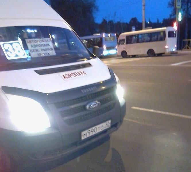 В Брянске маршрутчик не остановил женщине с детьми на «Городищенском повороте»