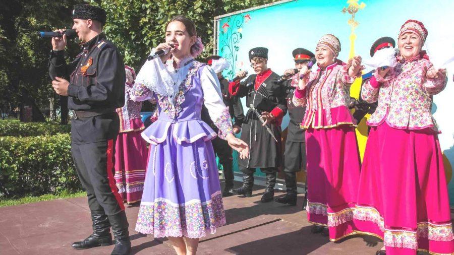 На Брянщину из Москвы прибыла «Атаманская грамота»