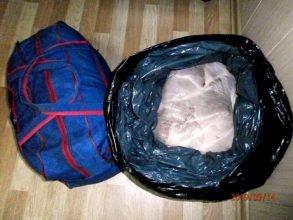 На Брянщину не попало 800 кг колбасы, сала и огурцов