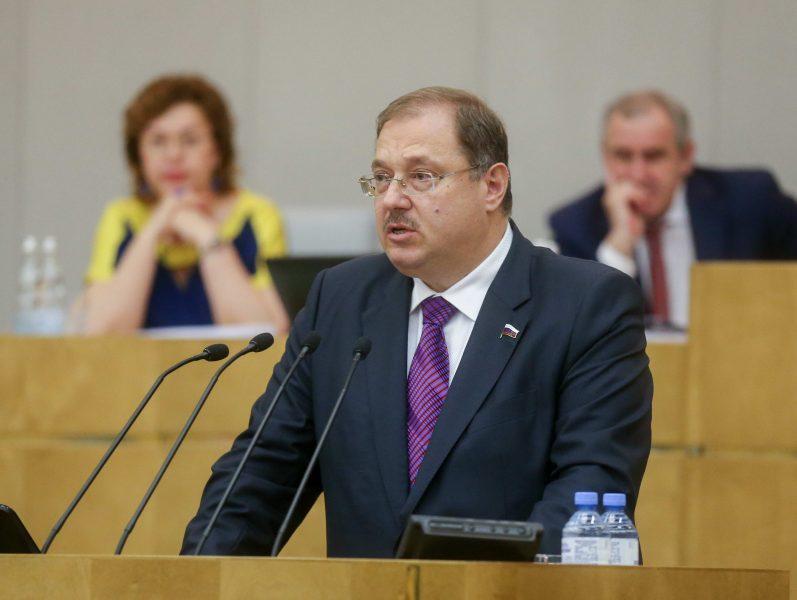 Госдума рассмотрит законопроект о «наливайках»
