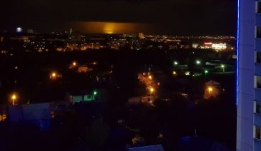 Брянцев напугало свечение тепличного комплекса в Журиничах