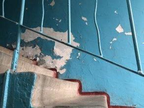 В Брянске жители улицы Свободы пожаловались на разруху