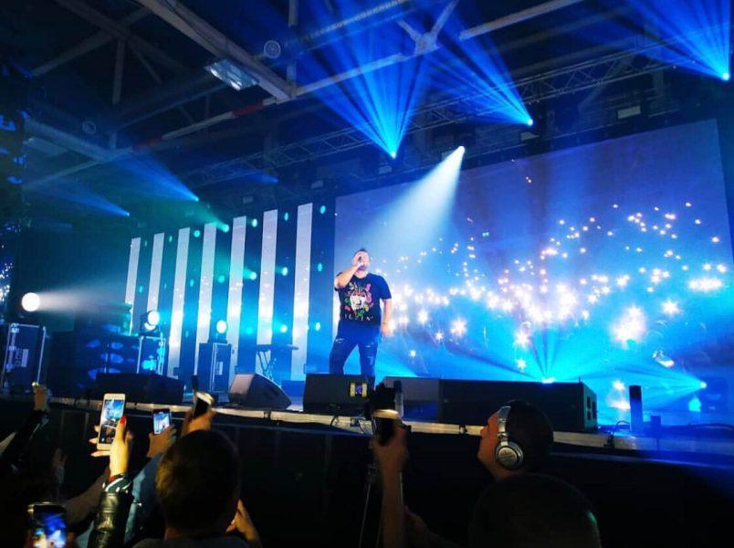 Брянцы поблагодарили «Руки вверх» за грандиозный концерт
