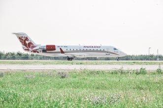 Авиакомпания «РусЛайн» попросила брянцев поделиться фотографиями своих самолетов
