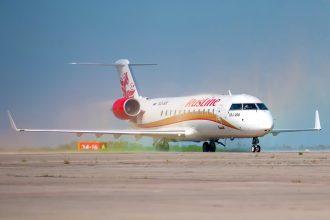 В Москве на час задержали вылет самолёта в Брянск