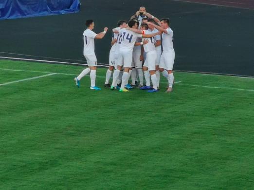 Брянское «Динамо» победило 2:0 «Металлург» из Липецка