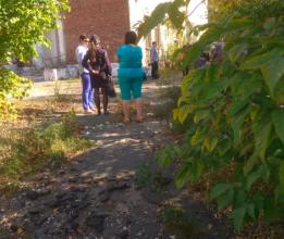 В Брянске выясняют причины трагедии на улице 2-я Аллея