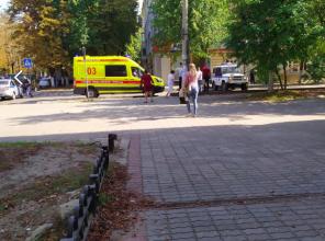 В Брянске бесхозный пакет на улице Куйбышева напугал горожан