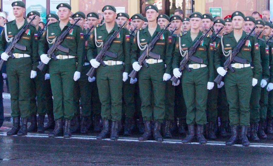 В Новозыбковском районе не нашли ни одного уклониста от армии