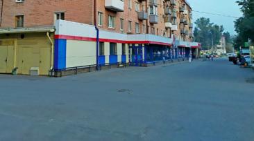 В Брянске закрылся очередной супермаркет «Журавли»