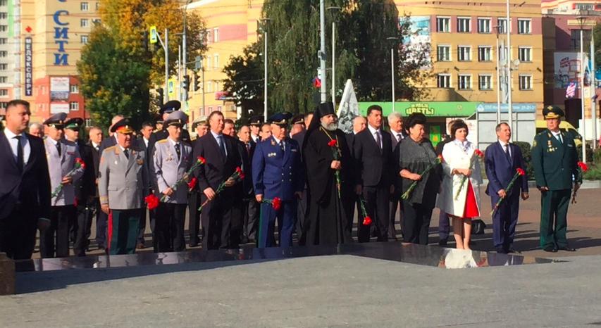 В Брянске почтили память Героев Великой Отечественной войны