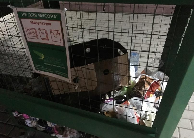 Жители Брянска не могут отличить пластик от макулатуры
