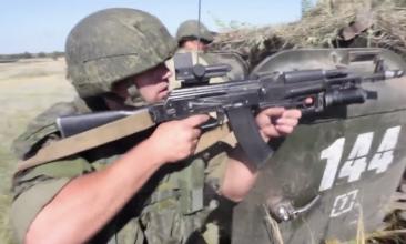 Брянские военные уничтожили опасного врага