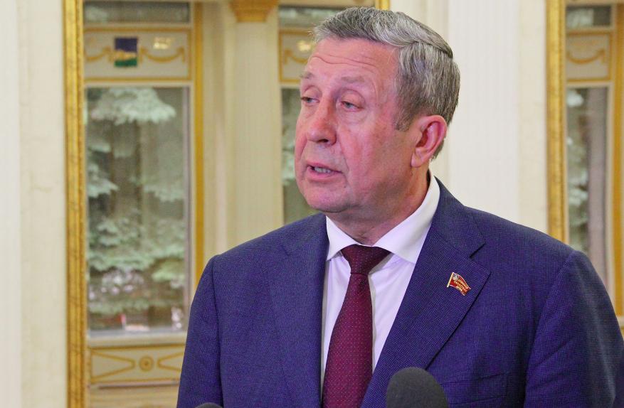 Брянскую областную думу предложили возглавить Владимиру Попкову