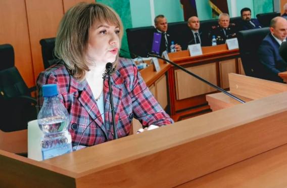 Сенатором от Брянской области стала Галина Солодун